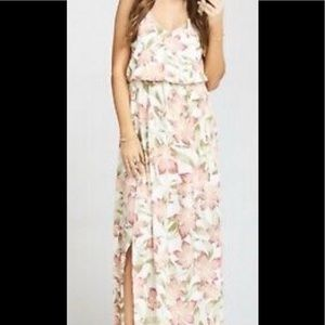 NWT Show Me Your Mumu Kendall Gown